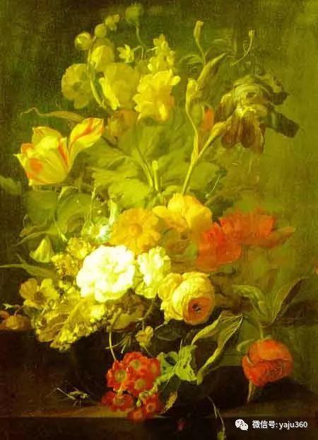世界名画花卉欣赏插图11