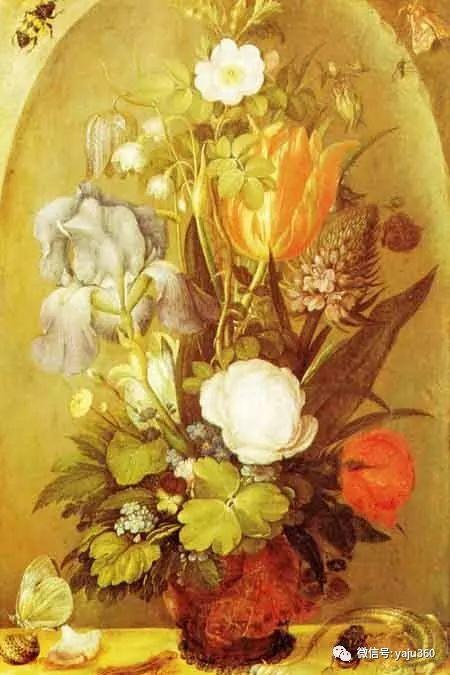 世界名画花卉欣赏插图13