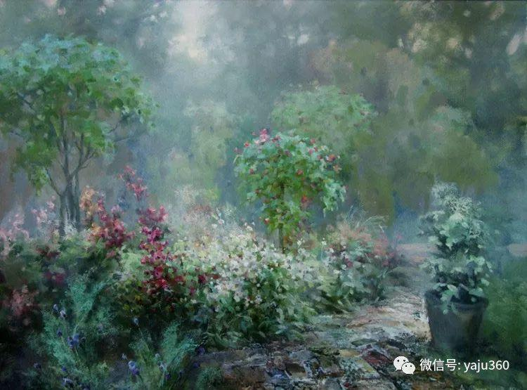 俄罗斯 Dima Strelkov油画风景欣赏插图19