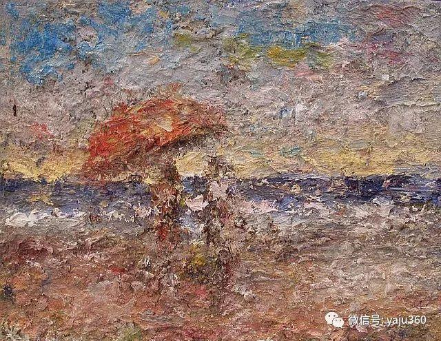 荷兰Bernard Wolff油画作品插图41