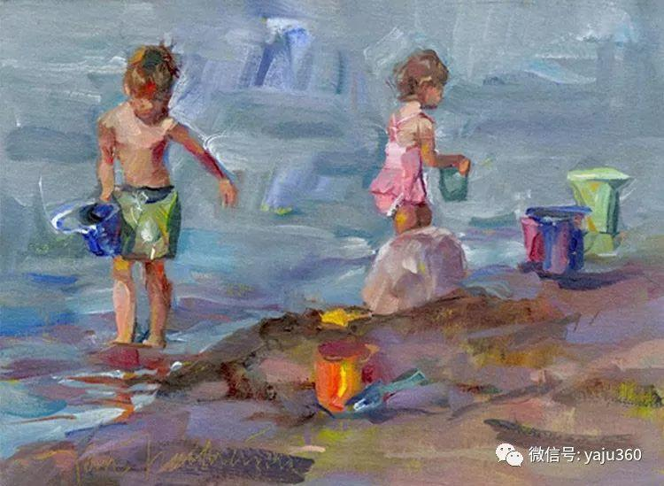 美国Tom Nachreiner绘画欣赏插图15