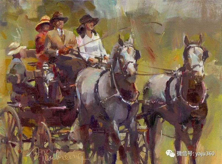 美国Tom Nachreiner绘画欣赏插图23