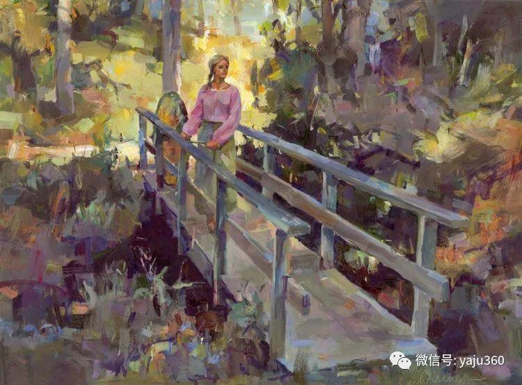 美国Tom Nachreiner绘画欣赏插图43