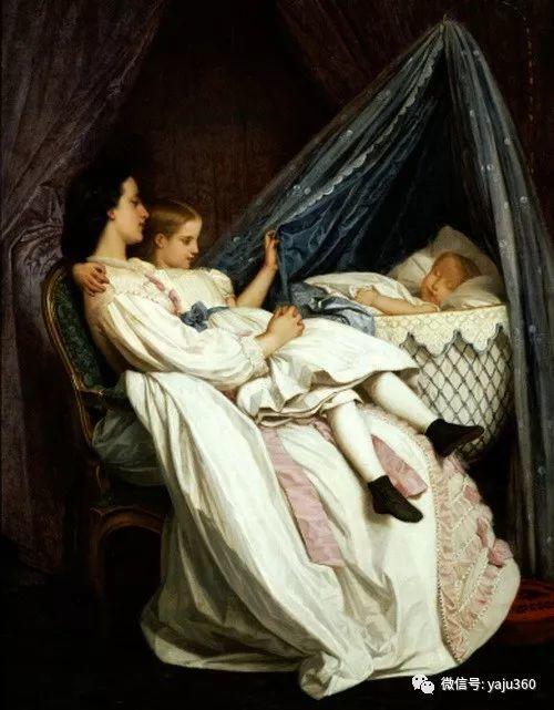人物油画 法国Auguste Toulmouche插图17