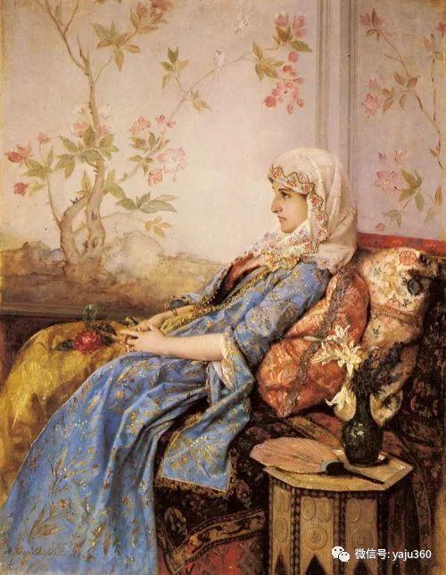 人物油画 法国Auguste Toulmouche插图29