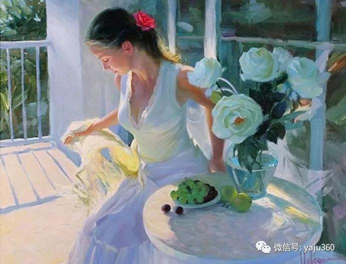俄罗斯Vladimir Volegov油画欣赏2插图3