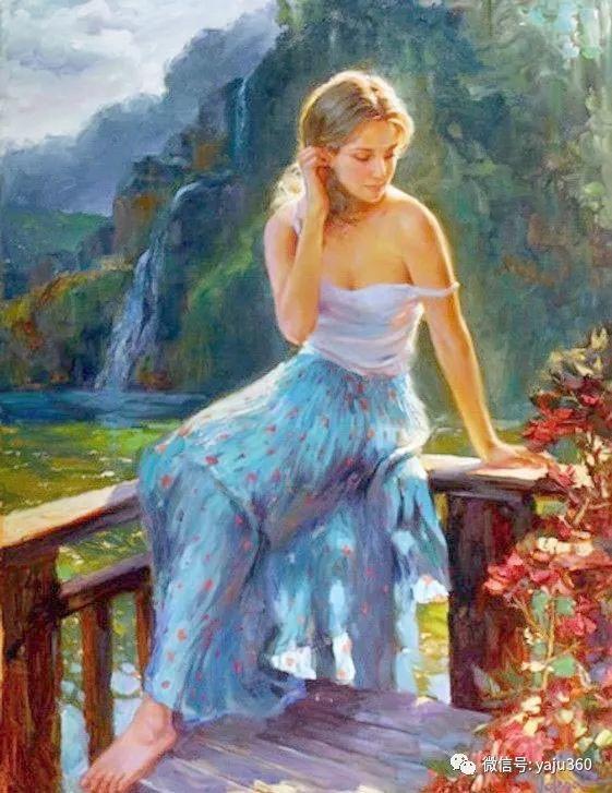 俄罗斯Vladimir Volegov油画欣赏2插图9