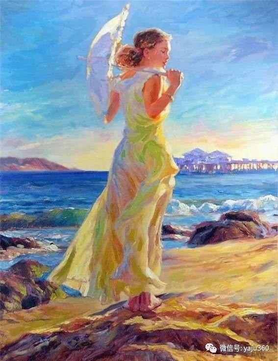 俄罗斯Vladimir Volegov油画欣赏2插图11