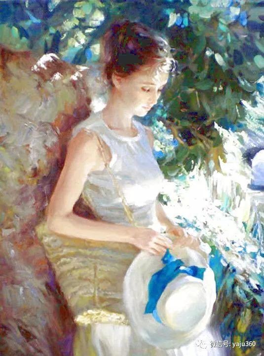 俄罗斯Vladimir Volegov油画欣赏2插图19