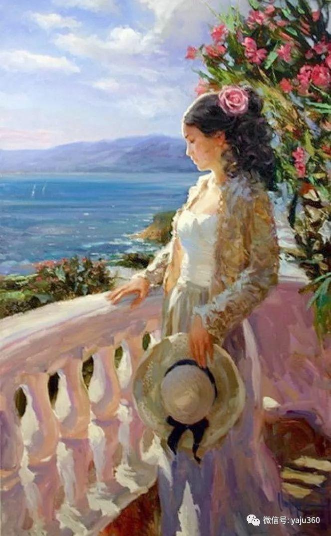 俄罗斯Vladimir Volegov油画欣赏2插图25