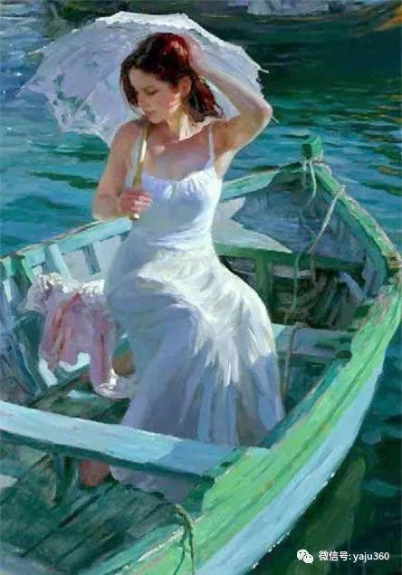 俄罗斯Vladimir Volegov油画欣赏2插图27