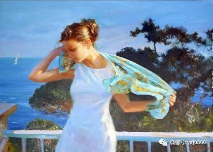 俄罗斯Vladimir Volegov油画欣赏2插图37