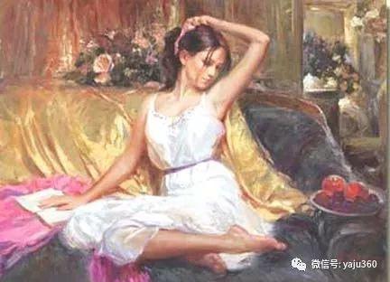 俄罗斯Vladimir Volegov油画欣赏2插图39