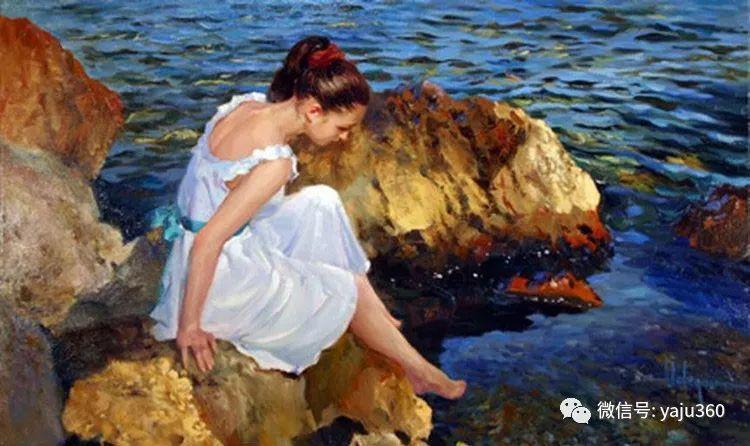 俄罗斯Vladimir Volegov油画欣赏2插图49
