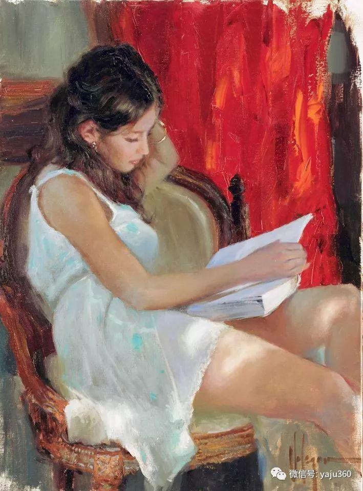 俄罗斯Vladimir Volegov油画欣赏2插图51