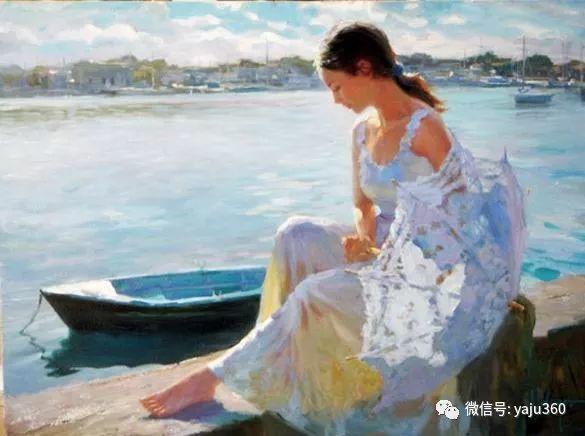 俄罗斯Vladimir Volegov油画欣赏2插图55