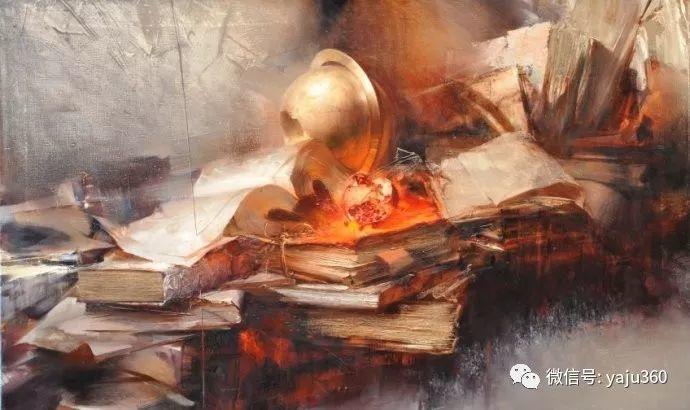 画笔的挥洒 俄罗斯IvanSlavinsky插图23