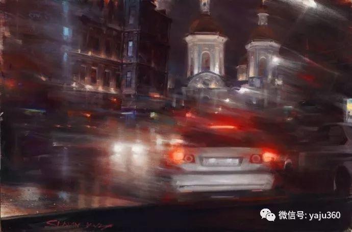 画笔的挥洒 俄罗斯IvanSlavinsky插图31