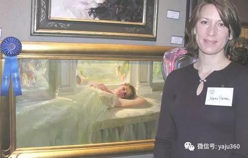 美国Johanna Harmon油画欣赏插图1