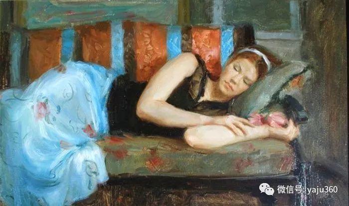美国Johanna Harmon油画欣赏插图5