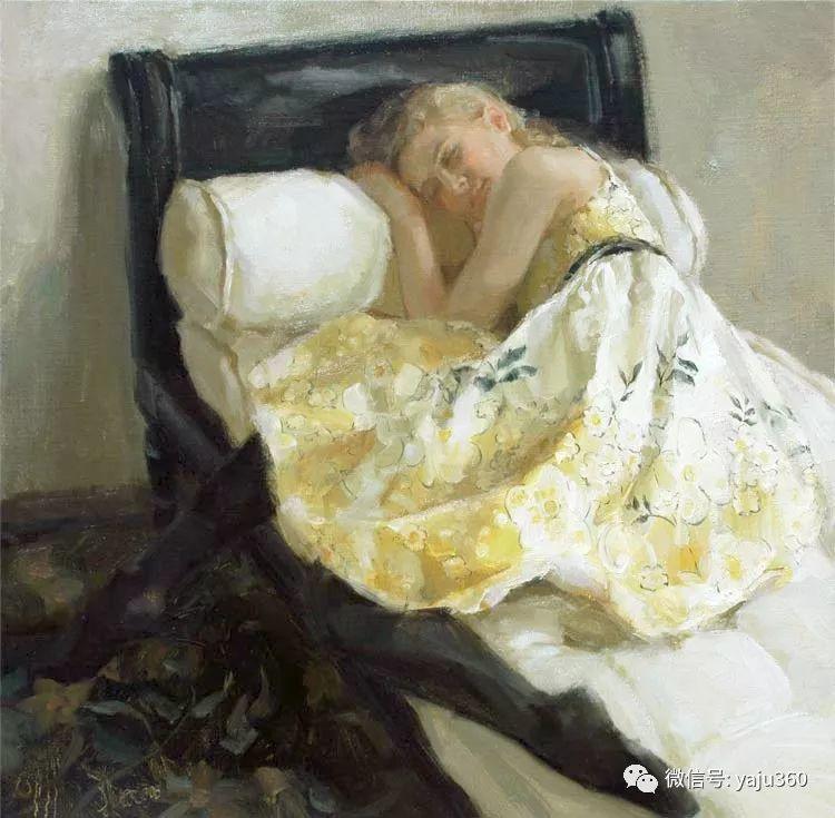 美国Johanna Harmon油画欣赏插图7