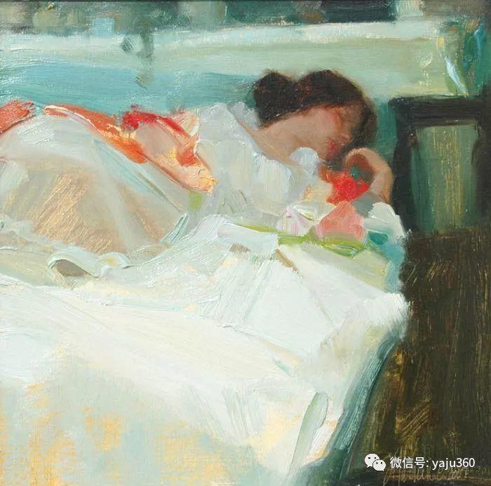 美国Johanna Harmon油画欣赏插图9