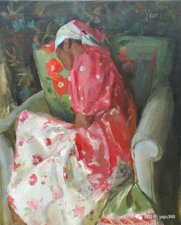 美国Johanna Harmon油画欣赏插图11