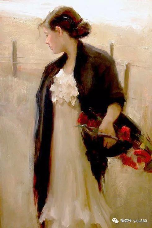 美国Johanna Harmon油画欣赏插图13