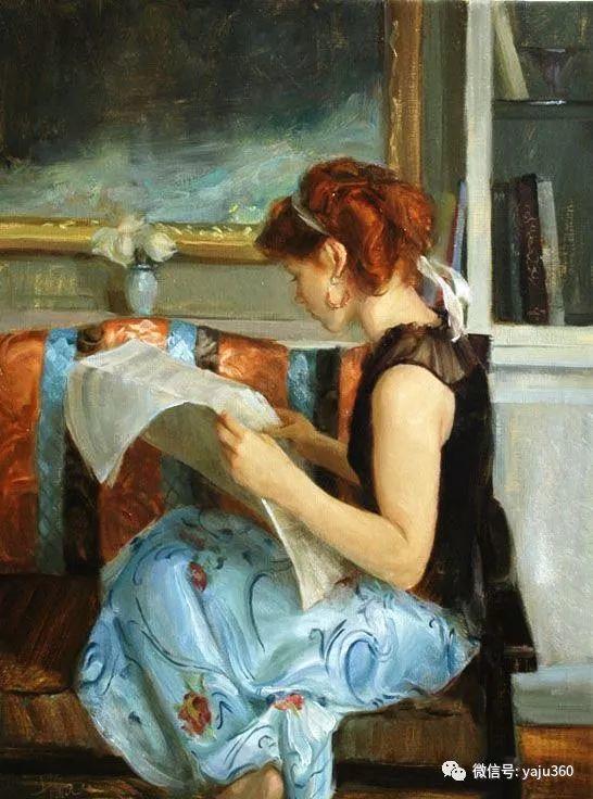 美国Johanna Harmon油画欣赏插图15