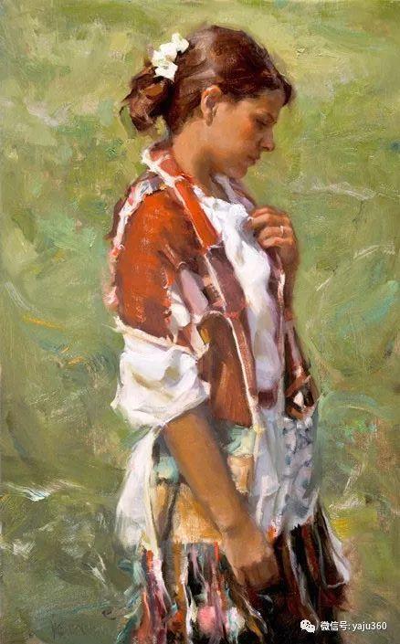 美国Johanna Harmon油画欣赏插图19