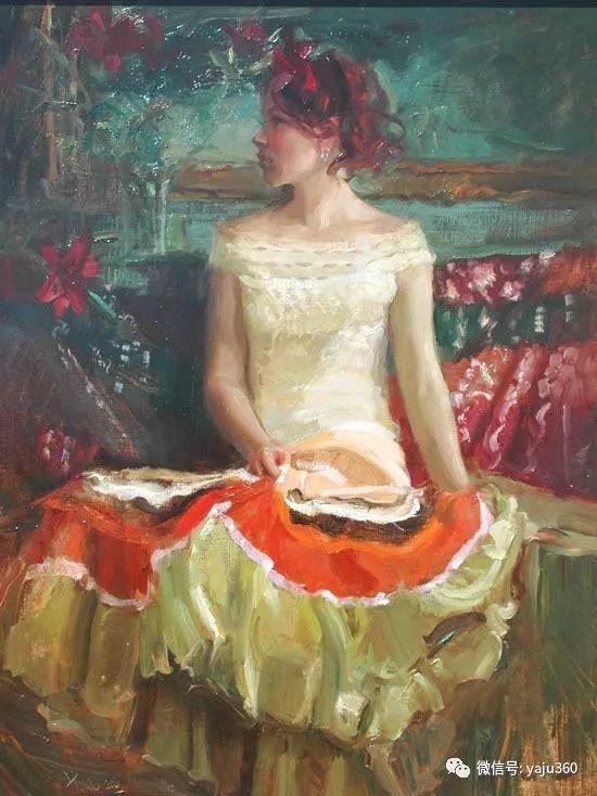 美国Johanna Harmon油画欣赏插图23