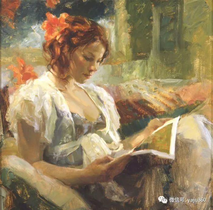 美国Johanna Harmon油画欣赏插图25