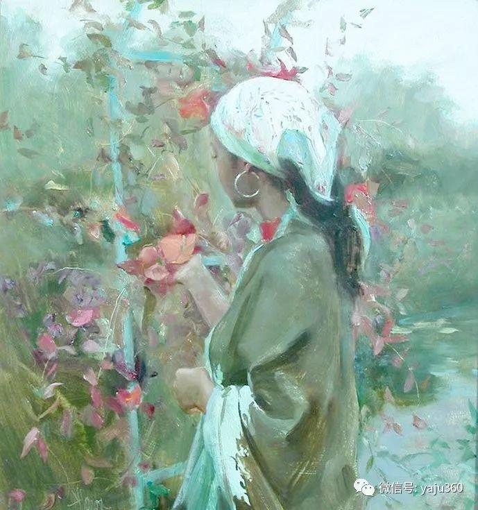 美国Johanna Harmon油画欣赏插图29