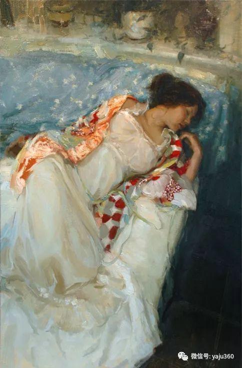 美国Johanna Harmon油画欣赏插图33