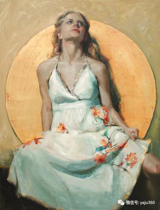 美国Johanna Harmon油画欣赏插图35