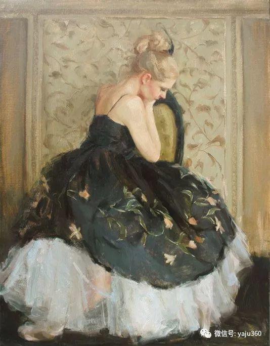 美国Johanna Harmon油画欣赏插图37