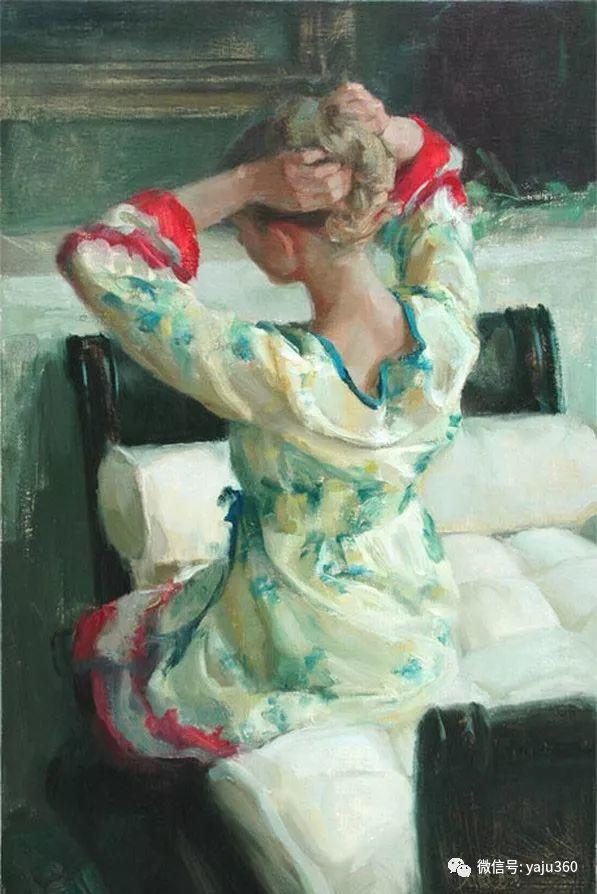 美国Johanna Harmon油画欣赏插图41