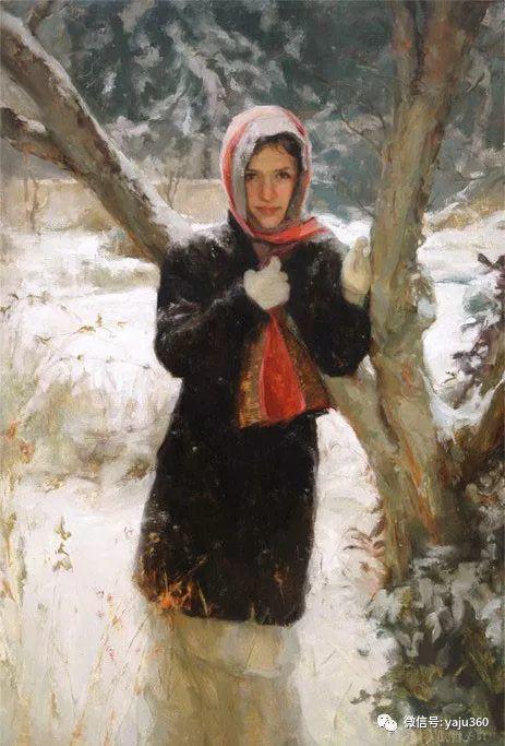 美国Johanna Harmon油画欣赏插图45