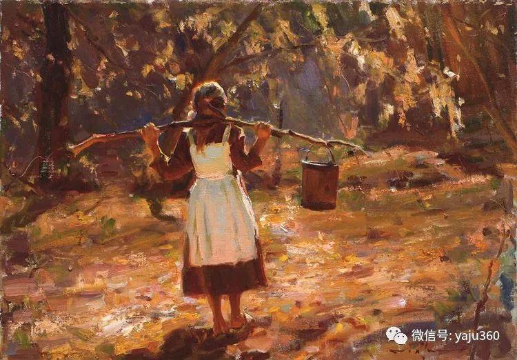 美国Michael Malm油画欣赏2插图9
