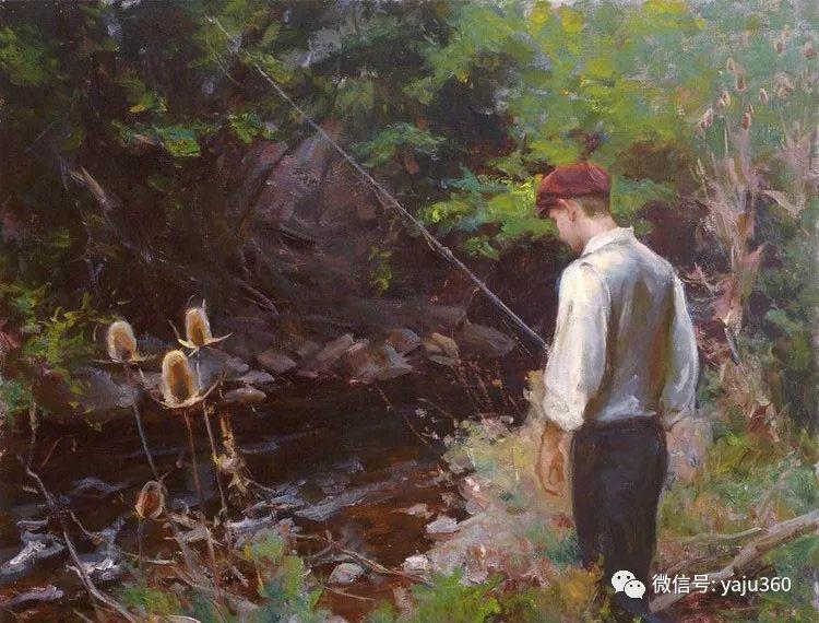 美国Michael Malm油画欣赏2插图11