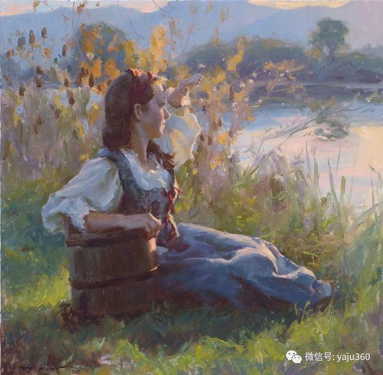 美国Michael Malm油画欣赏2插图15