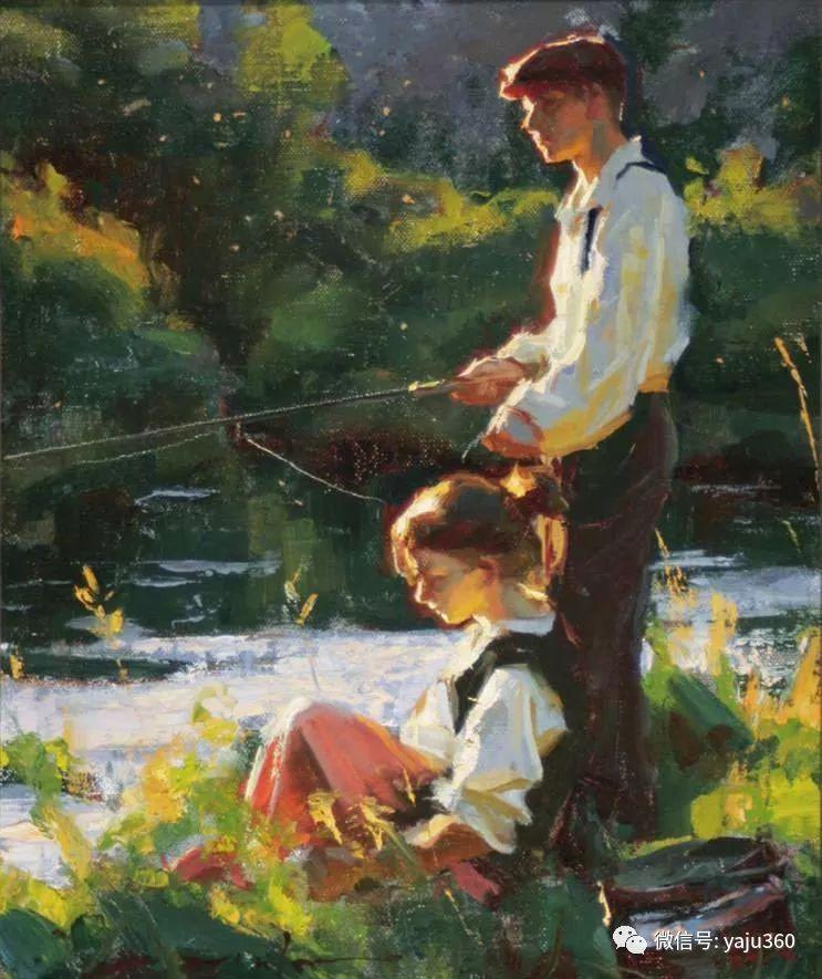 美国Michael Malm油画欣赏2插图19