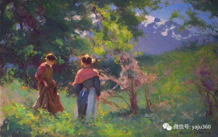美国Michael Malm油画欣赏2插图29