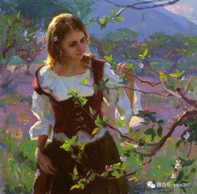 美国Michael Malm油画欣赏2插图31