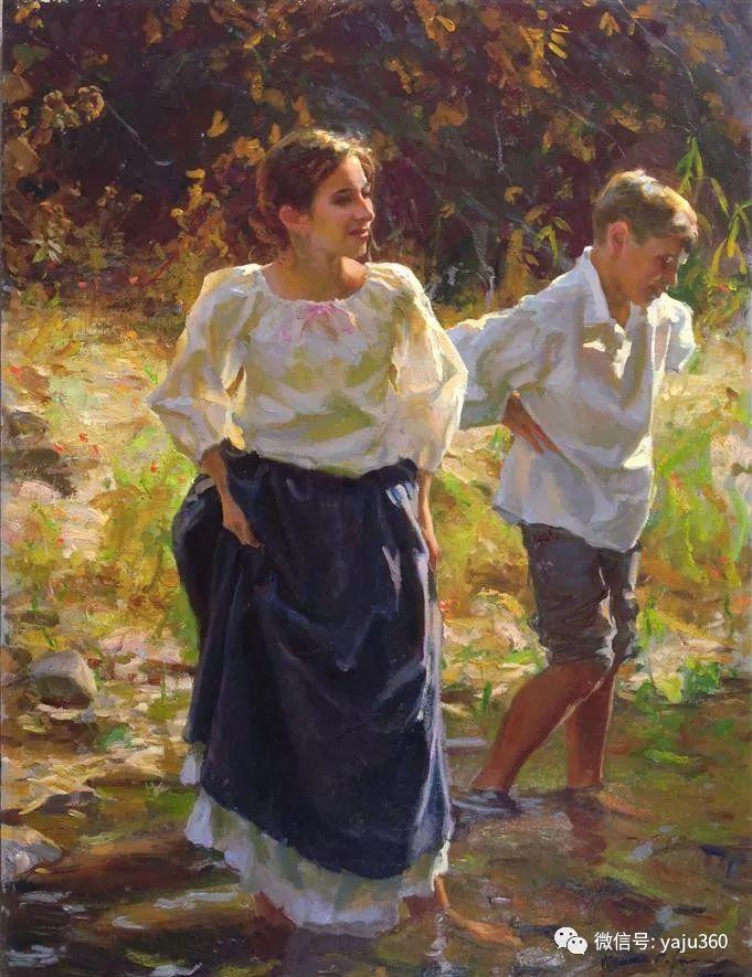 美国Michael Malm油画欣赏2插图39
