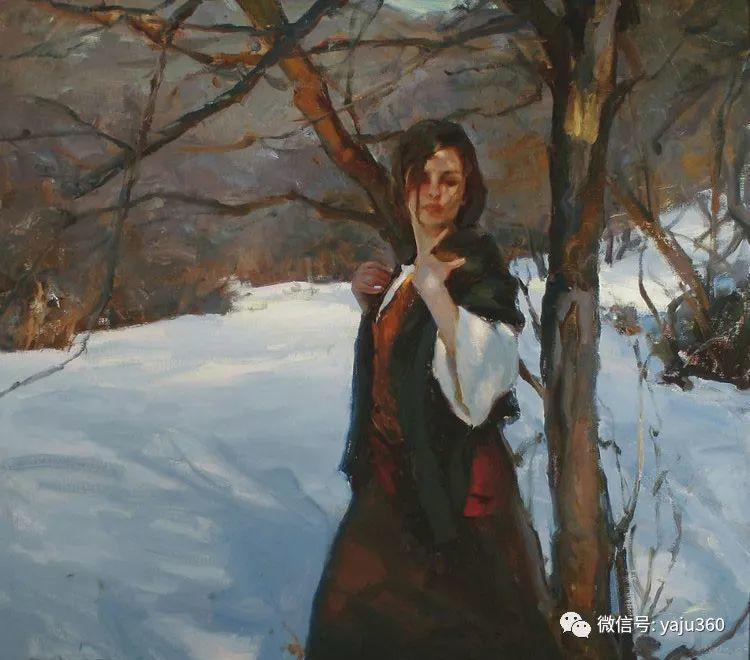 美国Michael Malm油画欣赏2插图53