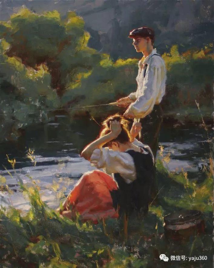 美国Michael Malm油画欣赏2插图59