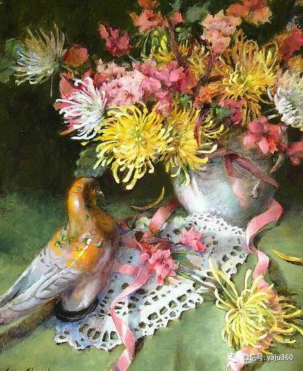 美国Ann Hardr油画静物欣赏插图37