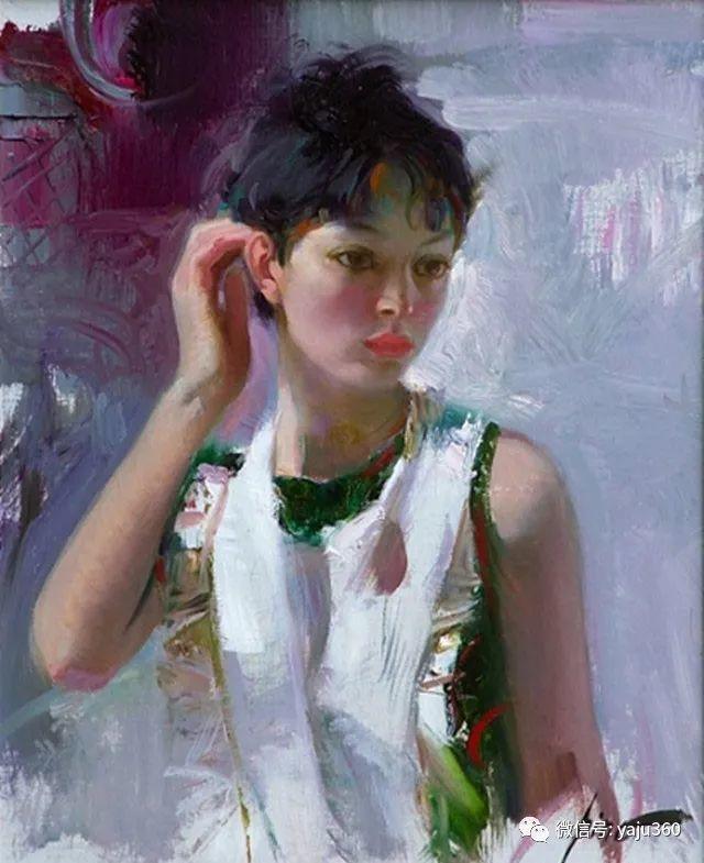 别样的美 意大利Daeni Pino绘画赏析插图37