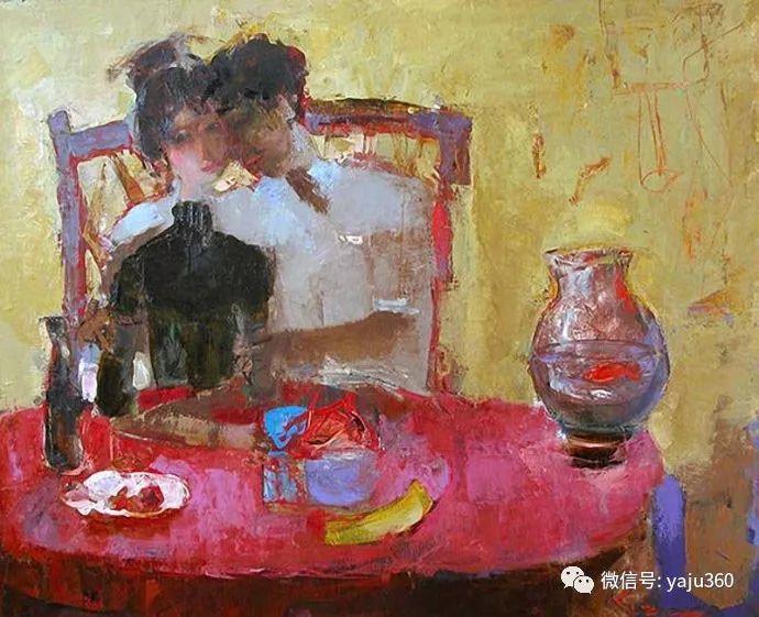 乌克兰Sergey Reznichenko油画欣赏2插图6